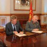 Ejército y Corporación de Juegos Suramericanos firman convenio de cooperación