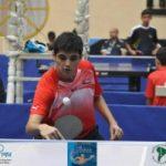 Chile logra medalla de bronce en competencia por equipos del Sudamericano Juvenil e Infantil de Tenis de Mesa