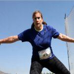 Karen Gallardo clasificó al Mundial de Atletismo de Moscú