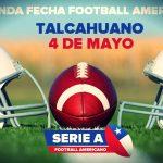 Segunda fecha de la LCFA se disputa este fin de semana en Concepción