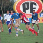 Chile gana a Namibia y luchará por el tercer lugar del Junior World Rugby Trophy