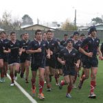 Chile se prepara para su segundo encuentro en el Junior World Rugby Trophy