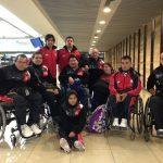Selección Chilena de Rugby en Silla de Ruedas logró el quinto puesto en el Sudamericano