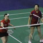 Camila Macaya y Ting Ting Chou disputarán la final de dobles damas en Open Mercosur de Badminton