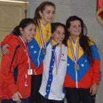 El sable aportó más medallas para Chile en el Sudamericano Menores de Esgrima