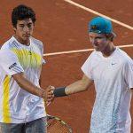 Christian Garín y Nicolás Jarry se quedaron con el subcampeonato de dobles en Roland Garros Junior