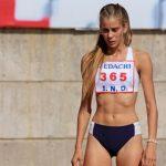 Isidora Jiménez rompe el récord nacional adulto femenino en los 100 metros planos