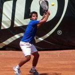Christian Garín y Guillermo Nuñez avanzaron a octavos de final de Roland Garros Junior