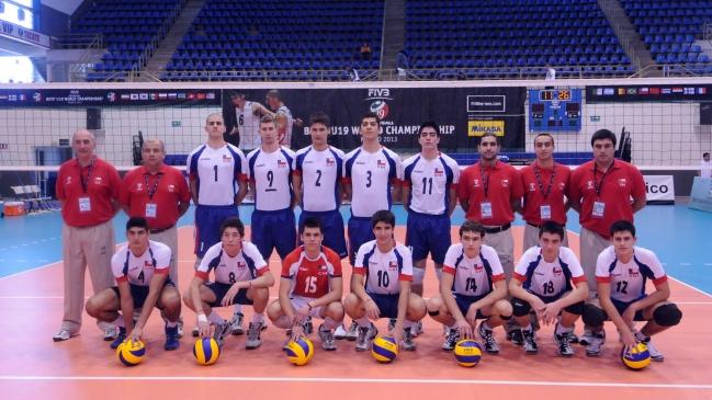 mundial de volleyball masculino en japon 2006: