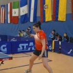Chile no logró medallas en la competencia por equipos del Latinoamericano Infantil - Juvenil de Tenis de Mesa