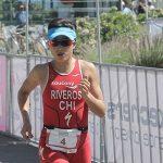 Bárbara Riveros obtuvo el primer lugar del Triatlón 5150 de Klagenfurt