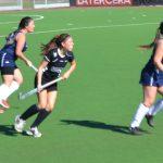 Sporting A derrotó a PWCC B por la segunda división del hockey césped femenino