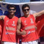 Los primos Grimalt se coronan campeones de la séptima fecha del Circuito Sudamericano de Volleyball Playa