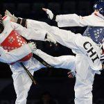 Ignacio Morales alcanzó los cuartos de final del Mundial de Taekwondo