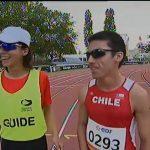 Cristián Valenzuela logró medalla de plata en los 1500 metros del Mundial Atletismo Paralímpico