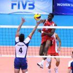 Chile pierde ante Cuba y espera rival para los octavos de final del Mundial de Volleyball U19