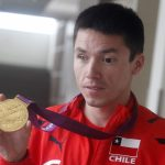 Cristían Valenzuela se quedó con la medalla de oro en el maraton T11 del Mundial Atletismo Paralímpico