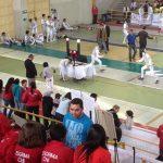 Chile logró el tercer puesto del Sudamericano Menores de Esgrima