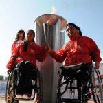 Deportistas de todo Chile inauguraron las IV Paralimpiadas Nacionales Teletón 2013