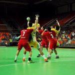 Chile perdió de manera ajustada ante Brasil por el Mundial Junior Masculino de Handball