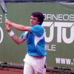 Cristóbal Saavedra es el único chileno en competencia tras jornada de viernes del tenis internacional