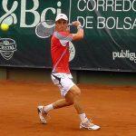 Cristóbal Saavedra avanzó a cuartos de final del Futuro 2 Polonia