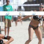 Francisca Rivas y Camila Pazdirek finalizaron su primera incursión en el circuito mundial de Volleyball Arena