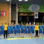 Chile cayó ante Dinamarca en nueva jornada del Mundial Juvenil Masculino de Handball