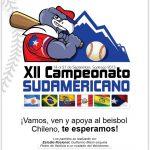 Chile recibe en septiembre el Sudamericano Adulto de Béisbol 2013