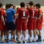 Chile realiza buena actuación en el Mundial Juvenil Masculino de Handball pese a perder con Bielorrusia