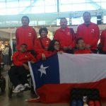 """Bochas chilenas paralímpicas tuvieron importante actuación en torneo """"Boccia Americas Cup"""""""