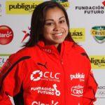 Antonieta Galleguillos dio inicio a la participación chilena en el Mundial de Judo