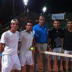 Cristóbal Saavedra avanzó a la final de singles en el Futuro 20 de Egipto