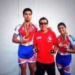 María José Moya y Emanuelle Silva lograron nuevas medallas para Chile en Mundial Patín Carrera