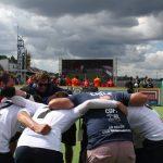 Selección Masculina de Fútbol Calle golea en el comienzo de la segunda fase del Mundial