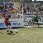 Chile avanzó a los cuartos de final del Mundial de Fútbol Calle