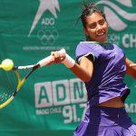 Daniela Seguel se instaló en cuartos de final del Servimat Open