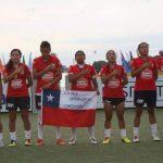 Iquiqueñas vicecampeonas mundiales de fútbol calle acusan falta de apoyo de autoridades regionales