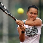 Tenista Cecilia Costa es la nueva deportista que recibe ayuda de Leonardo Farkas