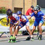 Chile logró el cuarto lugar de los 5000 metros relevos en penúltima jornada del Mundial de Patinaje
