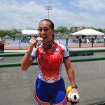 Pamela Verdugo confirmada con récord mundial en los 500 metros del patín carrera