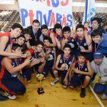 Puerto Varas se quedó con el bicampeonato en la categoría Sub-15 de la Libsur