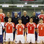 Chile cayó en infartante partido ante Colombia por el Sudamericano Adulto de Volleyball
