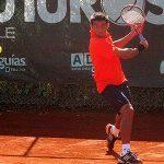 Jorge Aguilar avanzó a los cuartos de final del Futuro 22 Italia