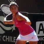 Fernanda Brito fue eliminada en cuartos de final del ITF 10K de Buenos Aires