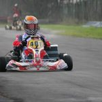 Piloto quilpueíno solicitó ayuda a Leonardo Farkas para competir en el Mundial de Karting
