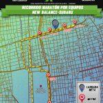 Santiago se prepara para la primera Maratón por Equipos New Balance - Subaru
