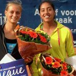 Daniela Seguel se coronó campeona de dobles en torneo ITF de Holanda