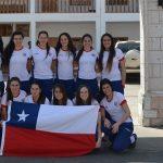 Chile cerró su participación en el Sudamericano Damas Adulto de Volleyball con derrota ante Argentina