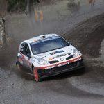 Jorge Martínez gana en Casablanca y va por el título de la R3 del Rally Mobil
